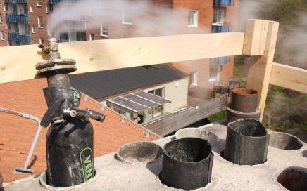 FuranFlex ensures reduced radon concentration | FuranFlex Case Studies